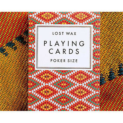 Mazzo di carte Lost Wax Playing Cards - Mazzi di Carte da gioco
