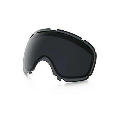 Oakley Canopy Lens - Dark Grey - Canopy Replacement Lens