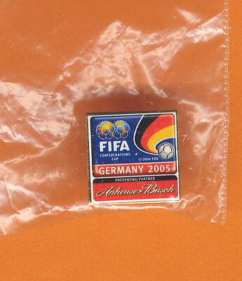 Fifa World Cup-Federations Cup 2005-Germany-Bier Werbung : Annheuser Bush-Blk270