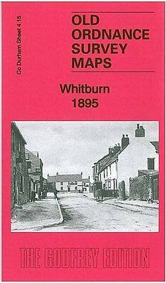 Map Of Whitburn 1895
