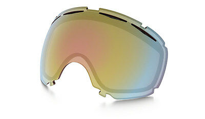 Oakley Canopy Lens - VR50 Pink Iridium - Canopy Replacement Lens