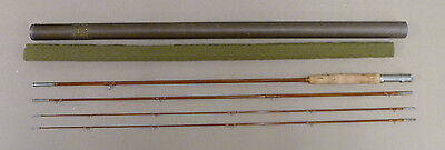 Goodwin Granger Aristocrat 9053 Bamboo Fly Rod Restored By Sinclair Cane 3/2