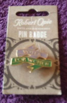 Pin Badge: Votes for Women