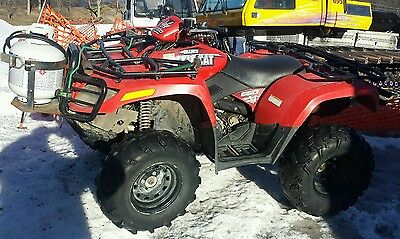 2006 arctic cat 650 V2 ATV 4x4