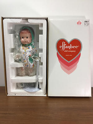 "13"" Effanbee Porcelain Doll Patsy-Printed P316Y01"