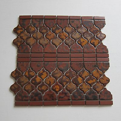 Vintage 1970s Wall Tile, 85 Sq Ft Available, Made in Japan