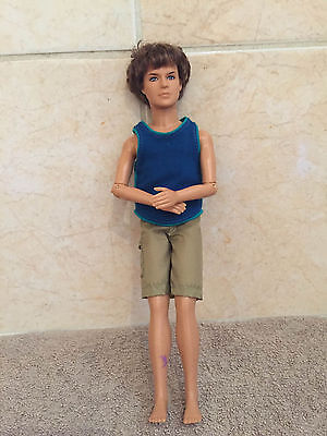 Troy from High school musical Barbie Mattel. Collectors item.