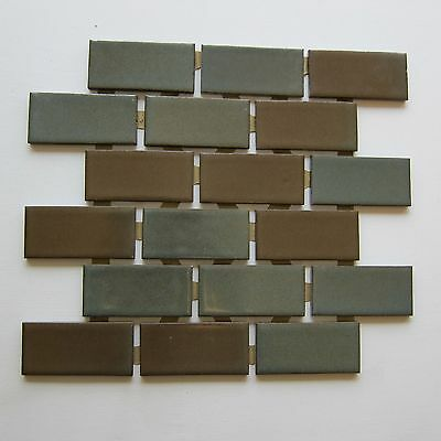 Vintage 1960s Wall Tile, 700 Sq Ft Available, Made in Japan