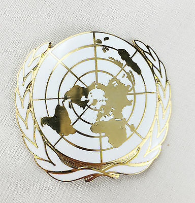 United Nations Badge Pin UN Military #19667