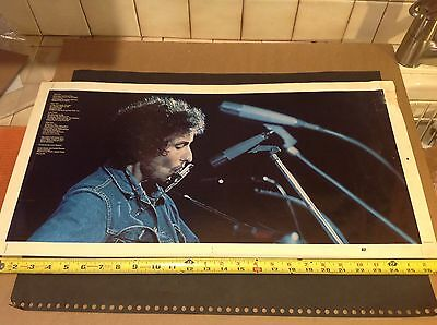 BOB DYLAN GREATEST HITS VOLUME 2 PRINTER'S PROOF COVER SLICK with color keys