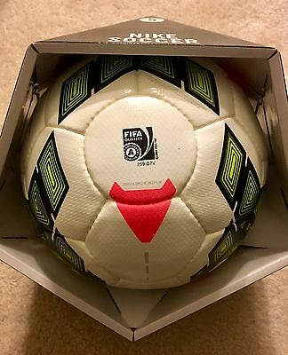 Nike Authentic Official Incyte FIFA Match Soccer Ball SC2621176 Size 5 MSRP $150