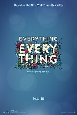 Everything Everything Movie Poster 18'' X 28''