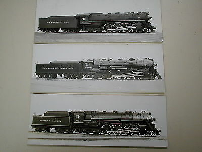 ALCO - Original Factory Builders Photo and Specification Cards
