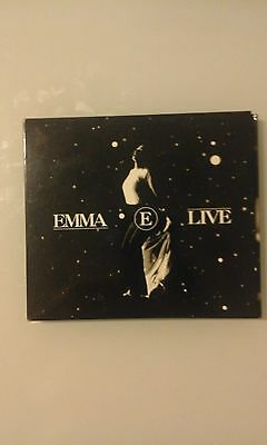 Emma -Live -  Digipack Cd & Dvd