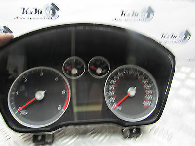 Ford Focus 2005 Instrument Cluster Speedo Speedometer 3M5F-10A855-A 3M5F10A855A