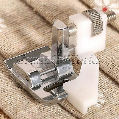 Useful Brother Singer Janome Snap on Blind Hem Sewing Machine Presser Foot Feet