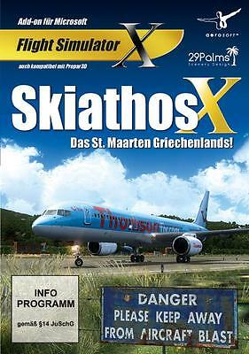 Skiathos x - the st Thiwanka Greece Fsx / P3D