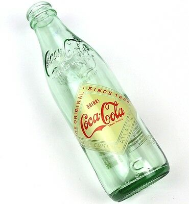 Coca-Cola Atlanta USA Coke Flasche 2008 Limited Edition