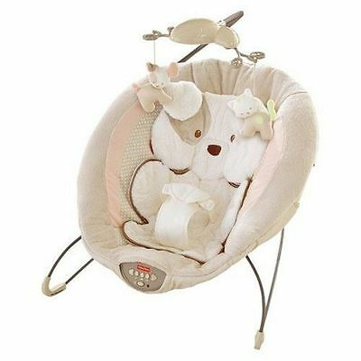 Fisher-Price Deluxe Bouncer - My Little Snugapuppy  (FREE SHIPPING!!)
