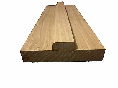 **Solid oak Door Casing Kits**Various Door Stop Profiles**Stops Included**