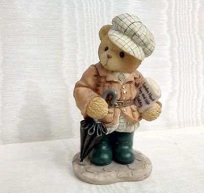 """Cherished Teddies  William """"your're A Jolly Ol' Chap"""