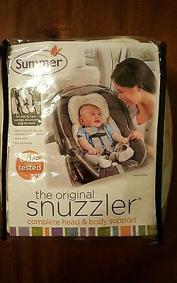 Summer The Original Snuzzler Complete Head and Body Support, Ivory