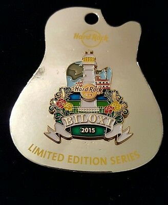 Hard Rock Cafe Biloxi Cafe Icon Series Pin ** SOLD OUT**  LE 100