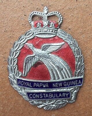 Royal Papua New Guinea Constabulary Police Badge