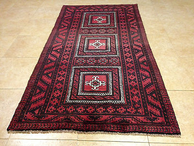 Beautiful Authentic Wool Handmade Hand Knotted  Persian Rug Carpet