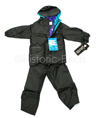 NWT Columbia IBEX PVC Kids 2 Pc Rain Suit Waterproof Youth Size XL 5 Colors