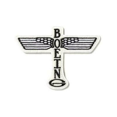 Boeing Heritage Totem Embroidered Patch BOE-0121