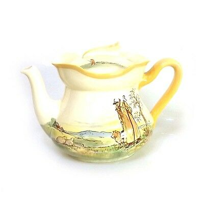 Royal Doulton The Cotswold Shepherd 6 Cup Teapot  D5561 FREE EXPRESS POST AUS