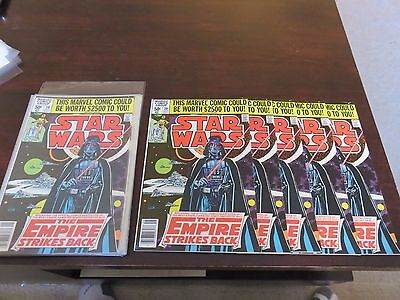 Star Wars #39 (Sep 1980, Marvel) NM 9.2 Spectacular Copies!! Many available