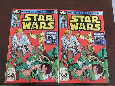 Star Wars #38 original printing 1980 NM 9.2 many available