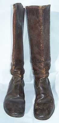 WW1 or earlier Original British Army High Cavalry Boots