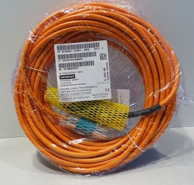 Siemens Power cable 6FX5002-5CS01-1BF0 *unused/OVP*