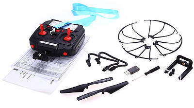 SKYC D20W WiFi FPV 2.4GHz RC 4 Channels 6 Axis Gyro Quadcopter 3D + 2MP Camera