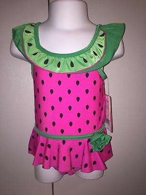 Infant Girls (Sol Swim) 1 pc Swim Suit Size 18M - NWT'S