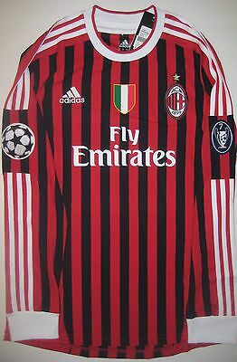 newest 22631 17a24 NEW 2011 ADIDAS AC Milan Zlatan Ibrahimovic Jersey Manchester United Long  Sleeve