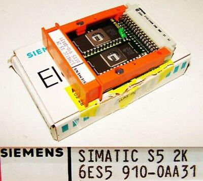 SIEMENS SIMATIC S5 6ES5 910-0AA31 6ES5910-0AA31 -unused/OVP-