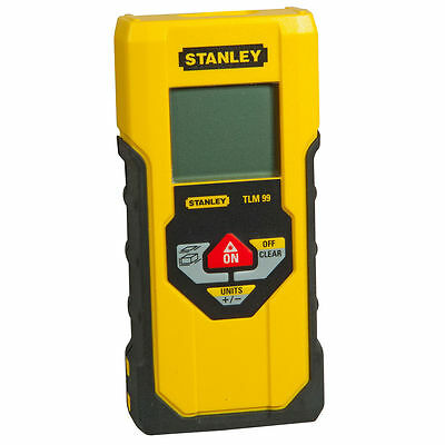 Stanley Intelli Tools STHT1-77138 TLM 99 Laser Measure 30m