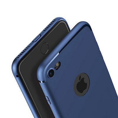 Luxury Ultra Thin Slim Matte Shockproof Back Case Cover For iPhone 7 7 Plus 6 6S
