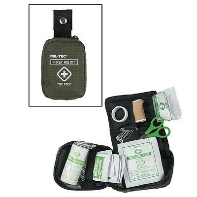 Miltec _ Sturm First Aid Pack Mini Oliv