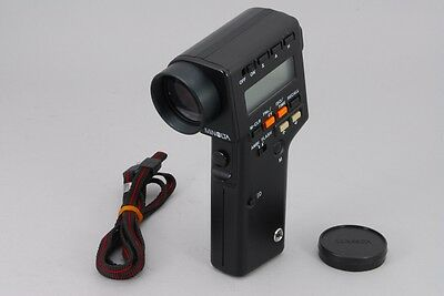 【NEAR MINT】 Minolta Spot Meter F Flash Ligh Meter From Japan #1510