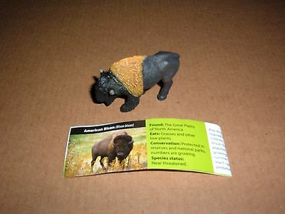 Series 1 American Yowie American Bison Brand New From Capsule