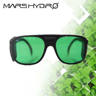 Mars LED Grow Glasses Color Correction Protection from UV Indoor Grow Hydroponic