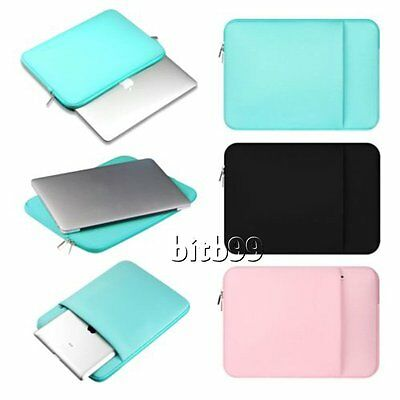 "Laptop Sleeve Case Carry Bag Notebook For Macbook Air/Pro/Retina 11/13/15"" LOT B"