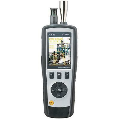 1PC New Air Dust Particle Counter Handheld pm2.5 Detector DT-9880 / DT-9881