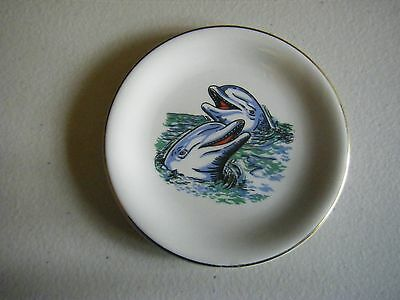 Dolphin Plate