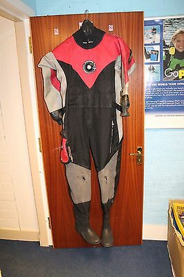 Second Hand Typhoon Membrane Dry Suit